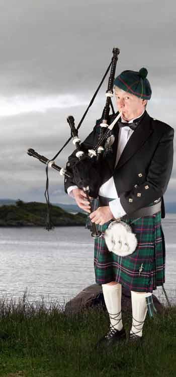 Schottische Musik ist ohne den Dudelsack nicht denkbar