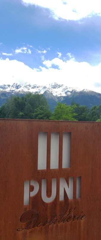 Puni Whisky aus Glurns in Südtirol. Hier entsteht der einzige italienische Whisky.