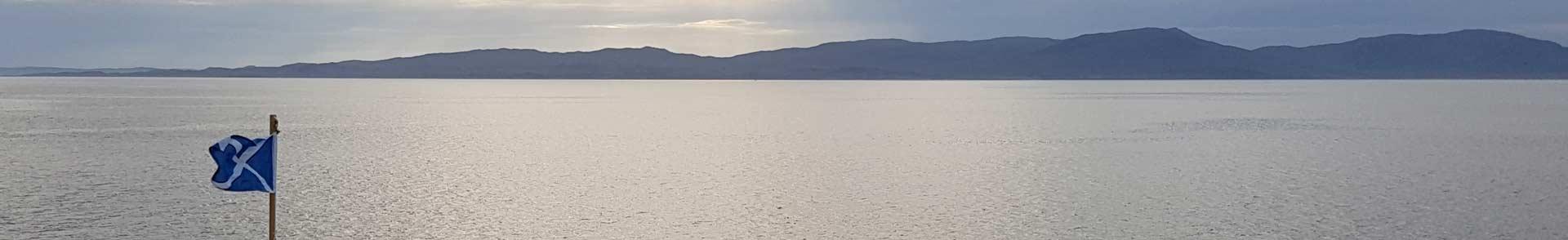 Islay - die Whiskyinsel - Äußere Hebriden - Anfahrt mit der Fähre von Kennecraig