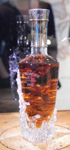 Bowmore: Die wertvollste Whiskyflasche zum Verkauf. Ca. 100.000 Pounds müssen Sie für diesen Single Malt von 1957 investieren