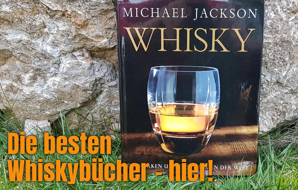 Michael Jackson schrieb das ultimative Whiskybuch für Fans und Kenner des Wasser des Lebens